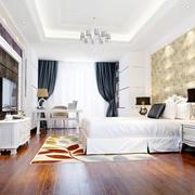 韩式风格简约卧室墙贴