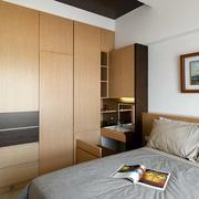 二层房屋整体卧室装修