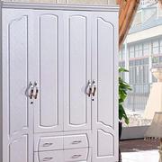欧式小型整体式衣柜