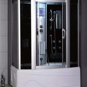 现代简约风格独立淋浴