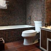 样板房卫生间设计
