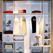 韩式清新卧室整体衣柜