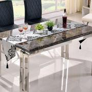 石制餐桌效果图