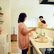 公寓混搭风格厨房装饰