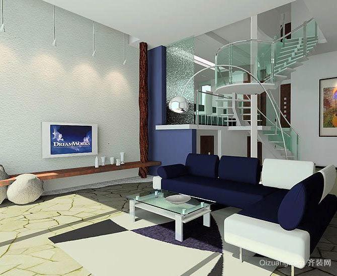 2015设计豪华的欧式客厅电视背景墙效果图鉴赏大全