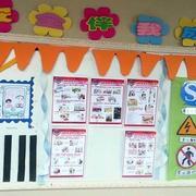 幼儿园黑板墙饰
