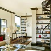 小户型创意风格楼梯装饰