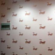 卧室简约风格液体壁纸装饰
