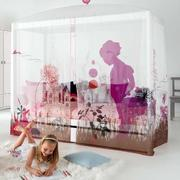 儿童房简约风格中式