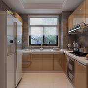 公寓小型L型橱柜装饰