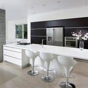 后现代风格厨房简约设计