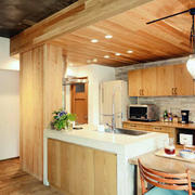 loft风格厨房设计效果图