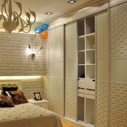 欧式卧室衣柜装饰