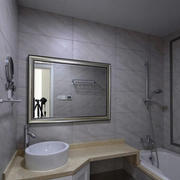 卫生间欧式风格瓷砖装饰