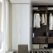 简约风格衣柜设计