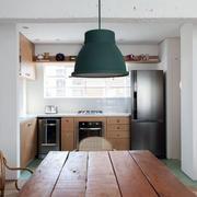 简约风格小型厨房餐厅设计