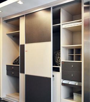 品味高贵的室内索菲亚整体衣柜装修效果图鉴赏