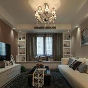 后现代风格客厅装饰设计