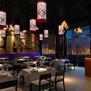 新中式酒吧灯饰效果图