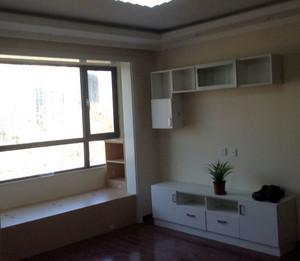 两室一厅简约窗户装饰
