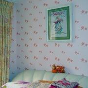 卧室清新壁纸装饰