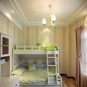 欧式清新风格儿童房装饰