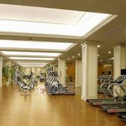 大型都市健身房吊顶设计