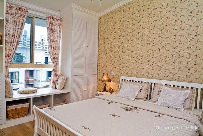 15万造价地中海田园风格清新怡人的婚房装修设计