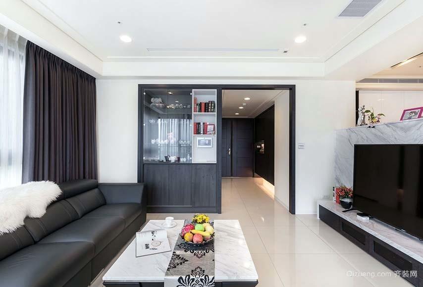 酒店式公寓海景房装修效果图