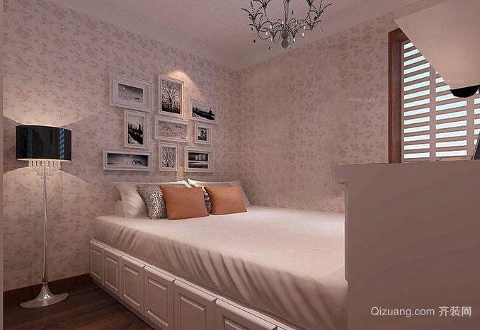 睡过后浑身轻松的卧室榻榻米装修效果图