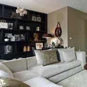 两层房屋客厅装饰