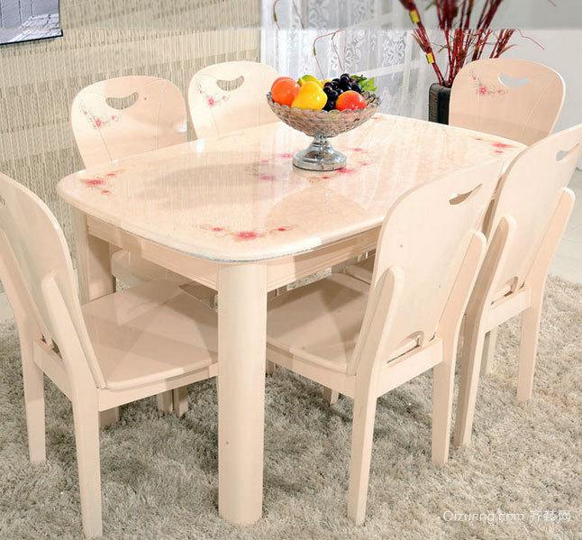 质量极好、精致豪华的大理石家用餐桌装修效果图实例鉴赏