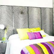后现代风格卧室墙饰装饰
