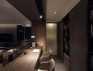 2015随性自在简约的三室一厅家庭装修效果图