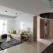 老房简约风格地板装饰