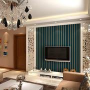 后现代风格镂空电视背景墙