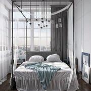 小户型美式创意卧室装饰