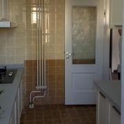 两室一厅厨房背景墙装饰
