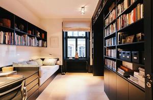 装修造价30万的北欧简约风格独栋别墅装修效果图