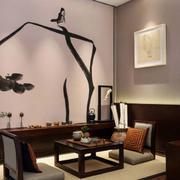 三室一厅客厅榻榻米装饰