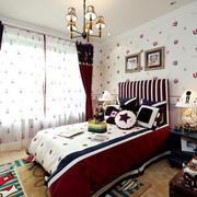 两室一厅地中海风格儿童房装修