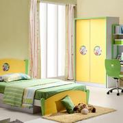 别墅儿童房衣柜装饰