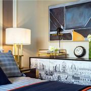 美式别墅客厅设计