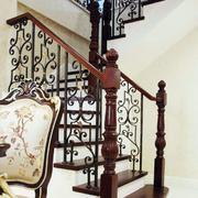 欧式风格经典楼梯装饰