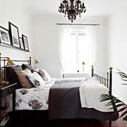 一室一厅简约风格卧室装修