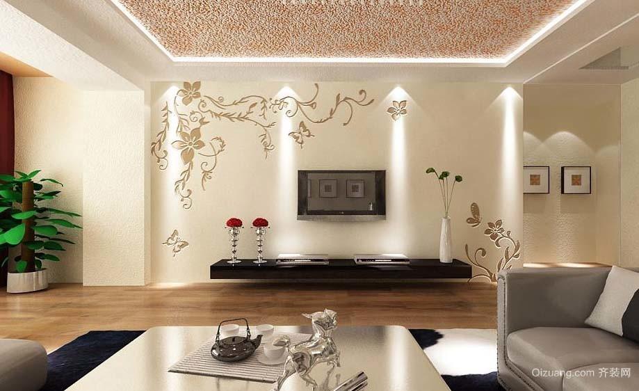 安全环保 现代简约硅藻泥背景墙 装修 效果图 齐高清图片