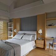 北欧风格简约卧室装饰