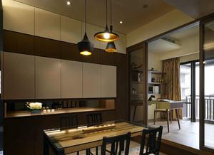 特别流行的现代日韩风格青年公寓装修效果图