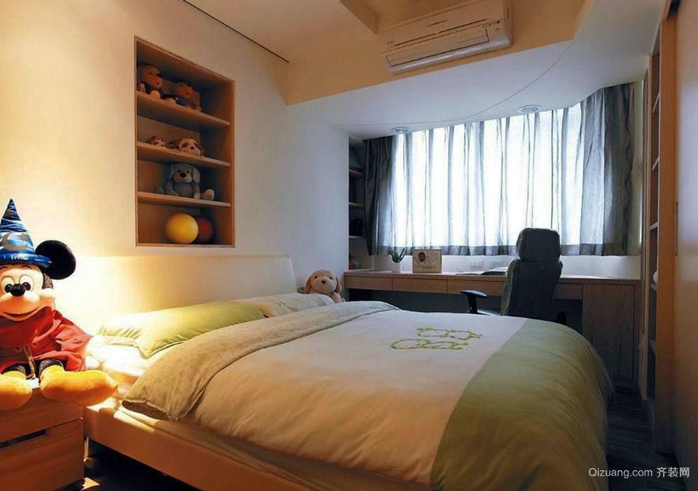 日式风格之日式儿童房