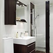 一室一厅卫生间设计